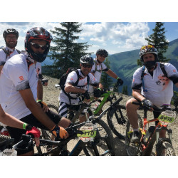 Maillot VTT All Mountain Manches courtes