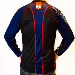 Maillot VTT DH Manches longues - Leaves