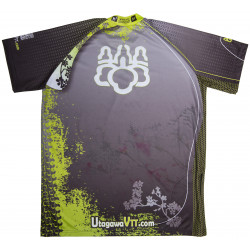 Maillot VTT All Mountain Manches courtes - Japan Cherry